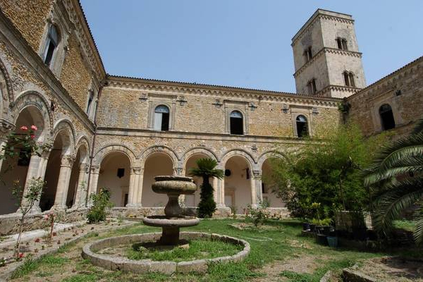 Montescaglioso: The Benedictine Abbey of St. Michael, the Archangel