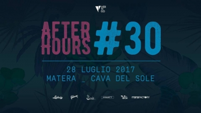 Afterhours in concerto a Matera
